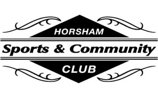 horsham sports and community white